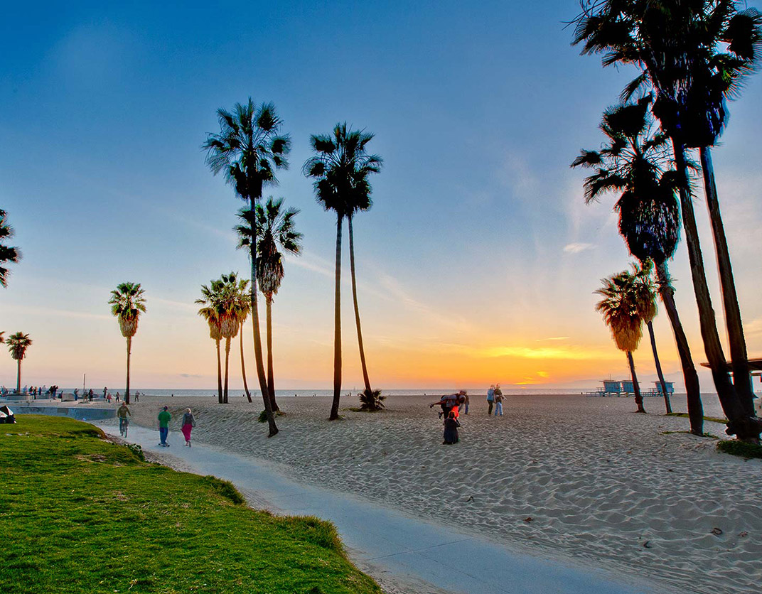 Lincoln Place - Venice, CA - Beach