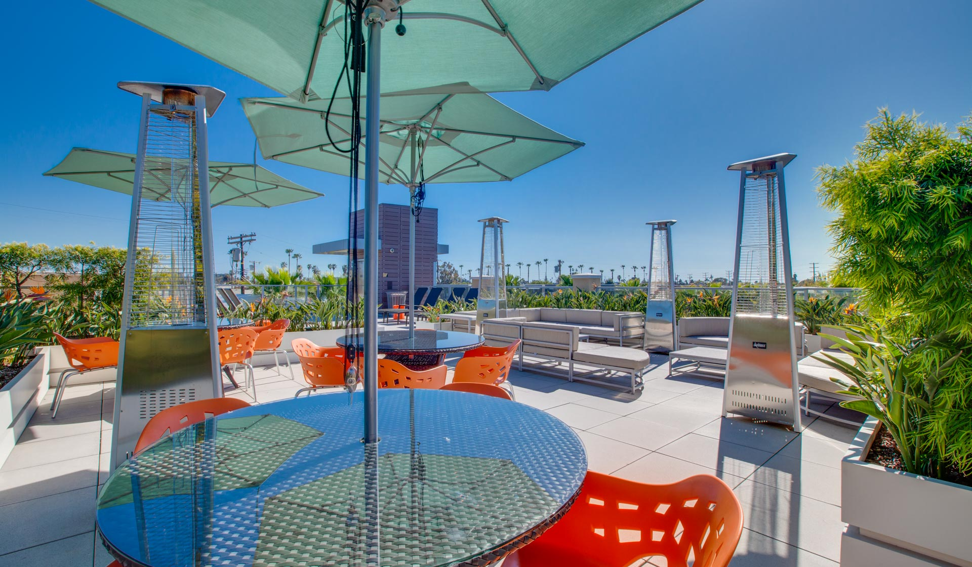 Lincoln Place - Venice, CA - Rooftop