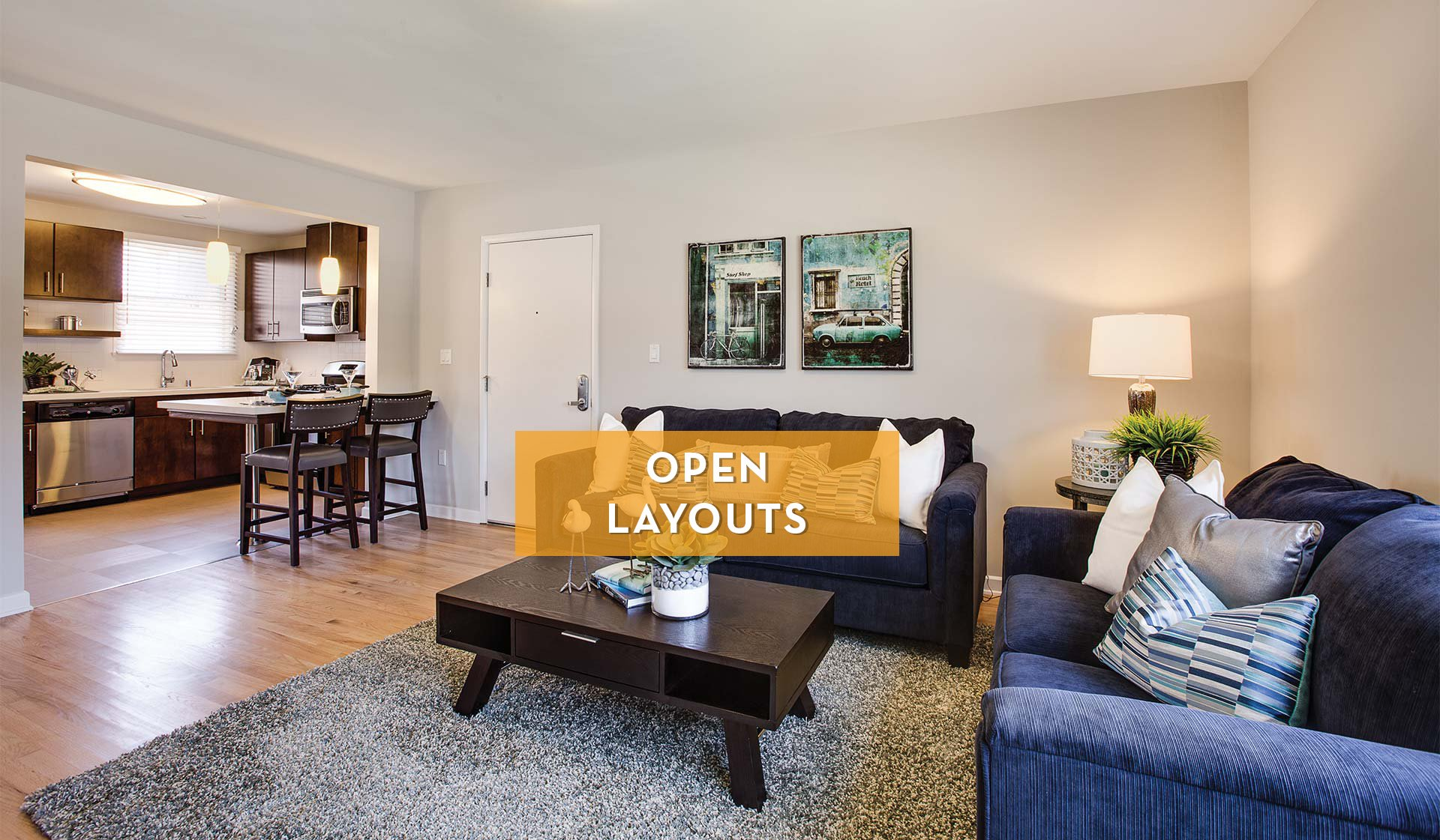 Lincoln Place Apartment Homes - Open Layout - Venice, CA