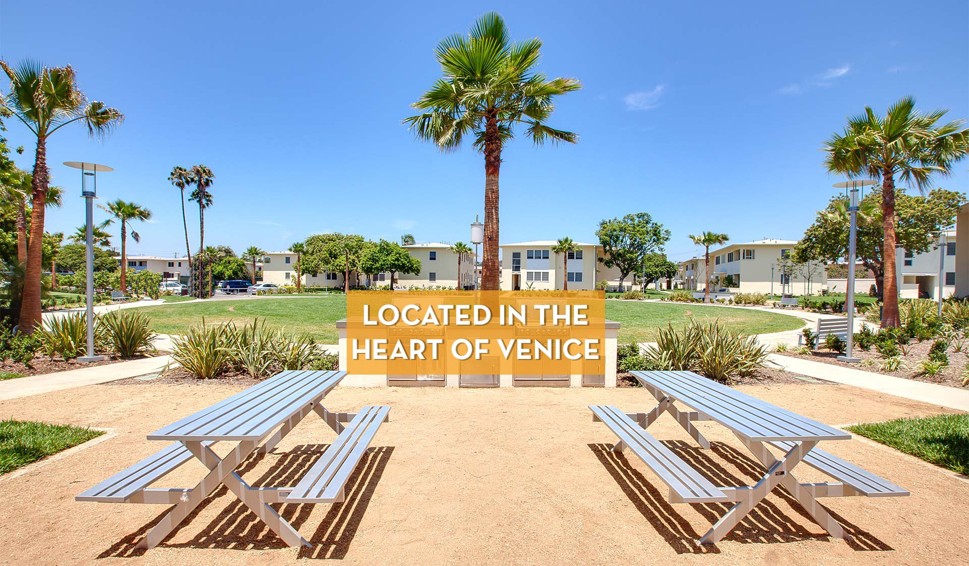 Lincoln Place Apartment Homes - Exterior - Venice, CA