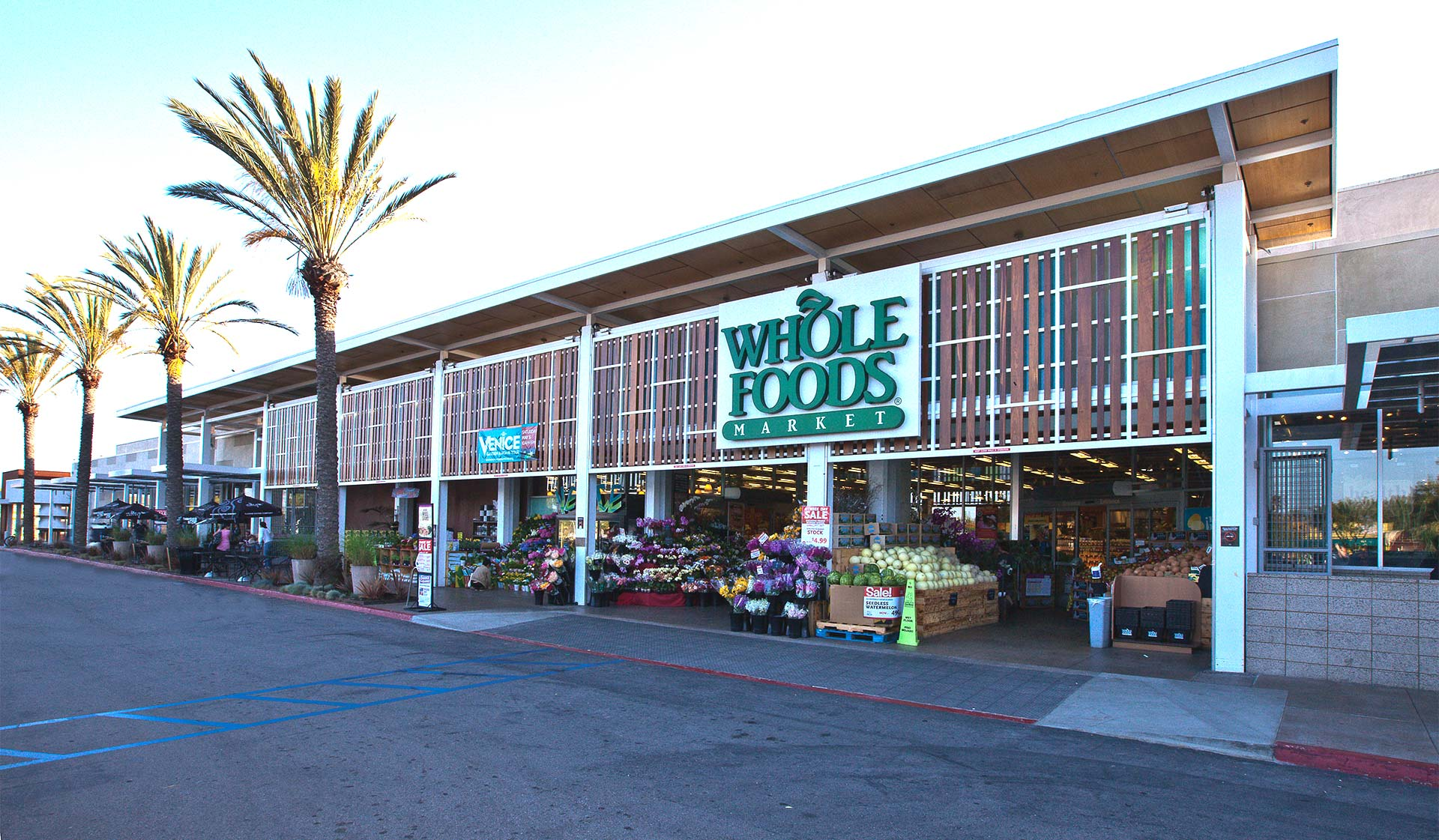 Lincoln Place - Venice, CA - Wholefoods